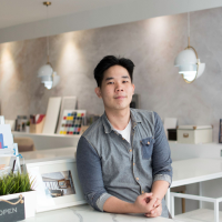 Chris Liew Carpenters 匠 Creative Designer