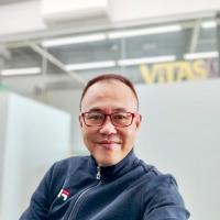 Eric Seh Vitas Design Senior Project Consultant