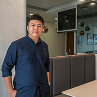 Alex Leow U-Home Interior Design Pte Ltd Design Consultant