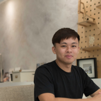 Edward Tan Carpenters 匠 Creative Designer