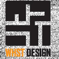 WHST Design logo