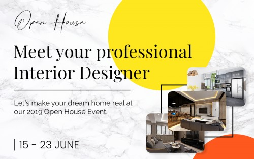 Invitation to Omni Design's Open House 2019 image