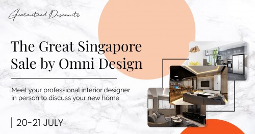 GSS Sales 2019 at Omni Design Singapore image