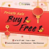 CNY Private Sale by Starry Homestead Pte Ltd