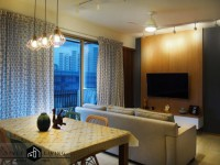 Transitional New Condominium by Style Living Interior