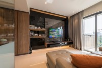Contemporary New Condominium by Briey Interior Pte Ltd