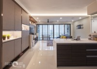 Modern New Condominium by First Dot Design Pte Ltd