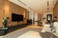 Modern New Condominium by Space Atelier Pte Ltd