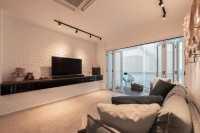 Modern New Condominium by Briey Interior Pte Ltd