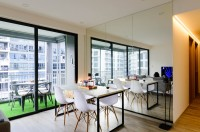 Contemporary New Condominium by Amterior