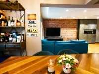 Transitional New 5-Room HDB by Elysian Design & Renovation