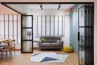 Scandinavian New 5-Room HDB by Areana Creation Pte Ltd