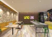 Eclectic New Commercial by Salt Studio Interior Design