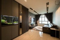 Contemporary New 5-Room HDB by Space Atelier Pte Ltd