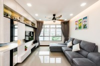Contemporary New 5-Room HDB by D&R Design Reno
