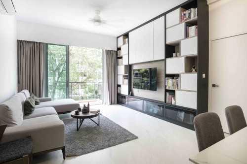 Photo of 3 Bedder Condominium at River Valley (Modern Scandinavian)