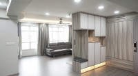 Contemporary New 5-Room HDB by Inclover Design