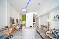 Minimalist New Commercial by Hometech Space Concepts