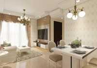Scandinavian New Condominium by Eight Design Pte Ltd