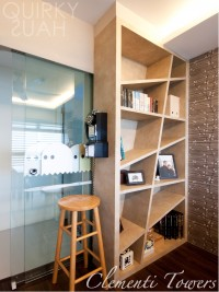 Modern New 4-Room HDB by Quirky Haus Pte Ltd