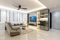 Contemporary Resale 4-Room HDB by 9 Creation Pte Ltd