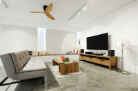 Minimalist New 3-Room HDB by Lemonfridge Studio
