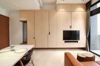 Contemporary New Condominium by Our Interior