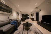 Minimalist Resale Condominium by Space Atelier Pte Ltd