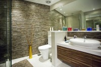 Contemporary Resale Condominium by LIFEworkz Interiors