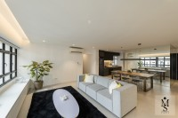 Minimalist Resale 3-Room HDB by Mr Shopper Studio