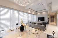 Contemporary New Condominium by Mr Shopper Studio