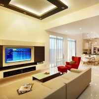 Contemporary New Landed by Artrend Design Pte Ltd