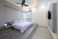 Minimalist New 5-Room HDB by DAP Atelier