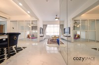 Modern New 4-Room HDB by Cozyspace