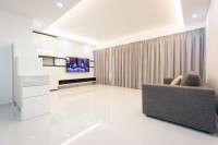 Modern New 5-Room HDB by Stylerider Pte Ltd