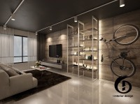 Industrial New 4-Room HDB by I Interior Design