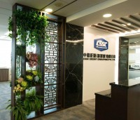 Asian New Commercial by Liang Wood Design and Build