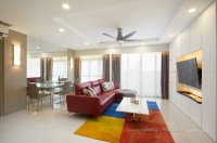Modern New 5-Room HDB by Design 4 Space Pte Ltd