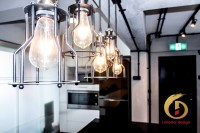 Industrial Resale Executive HDB by I Interior Design