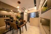 Contemporary New Condominium by Space Atelier Pte Ltd