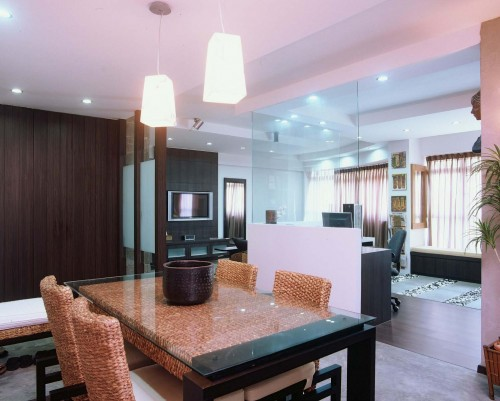 Country New 5-Room HDB by A2Z Interior Design