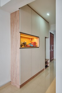 Modern Resale 4-Room HDB by Arcadia Design Group