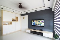 Scandinavian New 5-Room HDB by Noble Interior Design