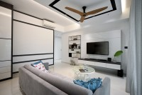 Contemporary New Condominium by Vegas Interior Design Pte Ltd