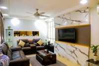 Modern Resale 4-Room HDB by Homies Design