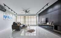 Modern New 5-Room HDB by The Interior Lab Pte Ltd