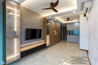 Contemporary New Condominium by Patrick's Interior Dezign Pte Ltd