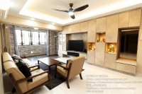 Asian Resale 5-Room HDB by Patrick's Interior Dezign Pte Ltd