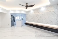 Minimalist Resale 4-Room HDB by Patrick's Interior Dezign Pte Ltd