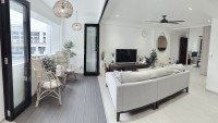Transitional Resale 5-Room HDB by Juz Interior Pte Ltd